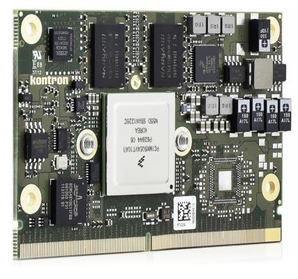 Komputer Kontron SMARC-sAMX6i 0.8 512/4GB