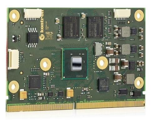 Komputer Kontron SMARC-sXQU X1010 512E