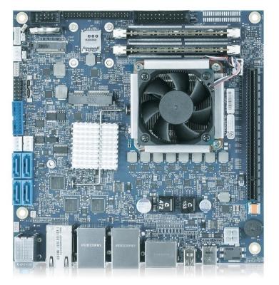 Kontron Płyta główna Kontron mITX-KBL-H-CM238 Xeon E3-150
