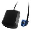 Antena GPS 3dBi magnetyczna FAKRA 5m RG174 navi