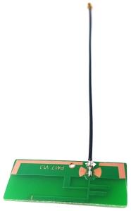 Antena wewnętrzna WiFi 2.4 5.8GHz 3dBi u.FL IPX