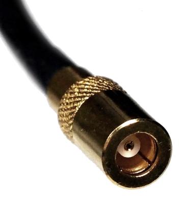 Antena GSM 4-zakresowa przykręcana SMB (f) 5m 8dBi