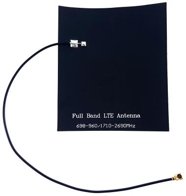 Antena LTE wewnętrzna 67x58x0.2mm 15cm u.FL