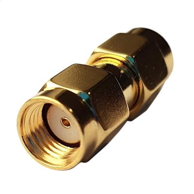 Adapter przejściówka SMA (m) - SMA-RP (m)