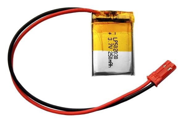 Akumulator Li-Pol 3.7V 250mAh 5x20x30mm SYF-001T