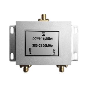 Splitter szerokozakresowy GSM LTE WiFi 2x SMA (f)