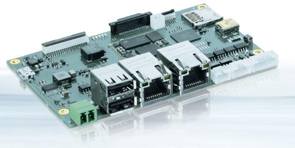 Kontron Komputer jednopłytkowy SOM STM32MP157