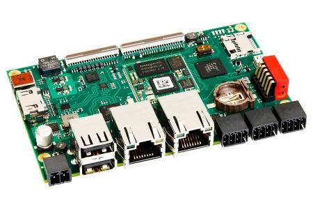 Kontron Kontron SoM i.MX6 ULL 512/512 with baseboard