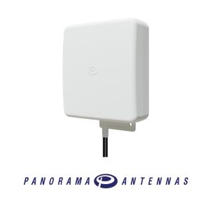 Panorama Antennas Antena 2x2 MiMo 2G/3G/4G/5G 8dBi kabel 5m SMA (m)