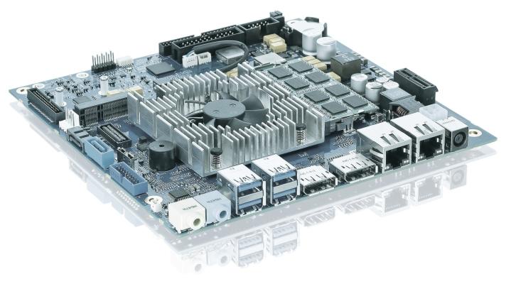 Kontron Płyta główna Kontron mITX-APL N3350