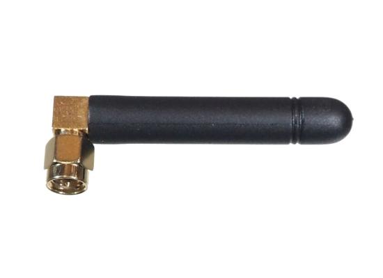 JC ANTENNA Antena GSM/UMTS stick kątowy SMA(m) 50mm