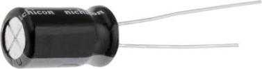 Kondensator elektrolityczny THT 22uF 25V śr5x11mm
