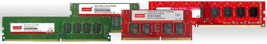 INNODISK Pamięć DDR3 U-DIMM 4GB 1333MT/s 256Mx8 Innodisk